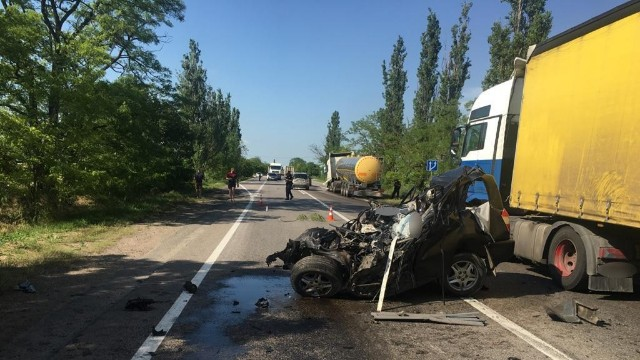 ДТП в Миколаївській області 21 червня