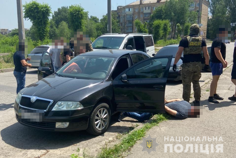 Метадону на мільйон гривень: на Львівщині затримали члена наркоугруповання