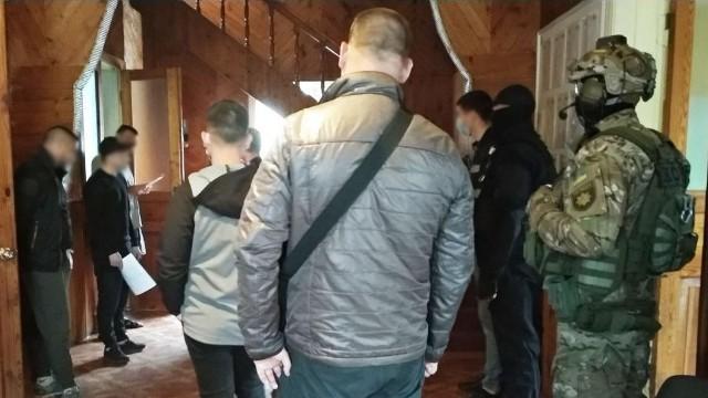 Утримання в неволі людей у Чернігові