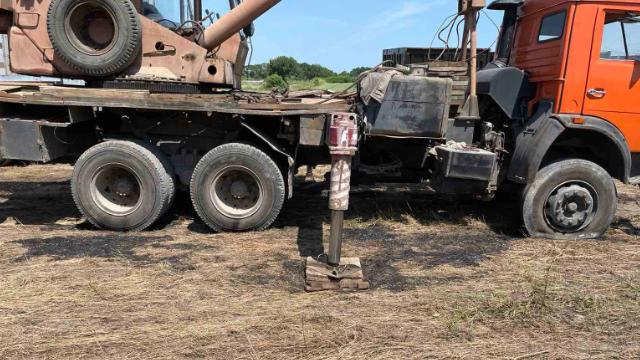Півміста без електрики: у Вінниці чоловіка вбило струмом на вантажному крані