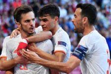 Матч Хорватія-Іспанія: плей-офф Євро-2020