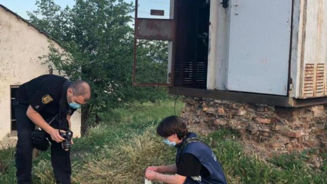 Под Одессой пятилетнего мальчика убило током в трансформаторной будке