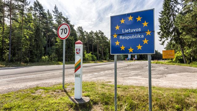 Литва объявила чрезвычайное положение из-за наплыва мигрантов из Беларуси |  Факты ICTV