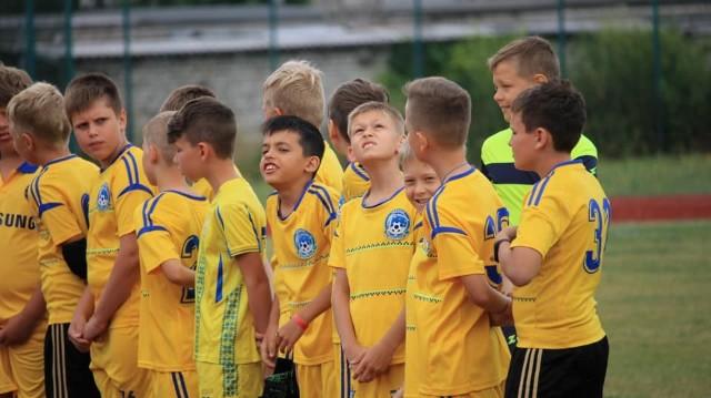 відкриття стадіону в Черкасах
