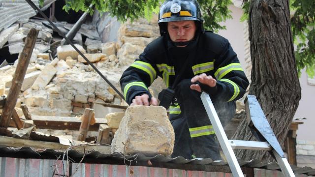 В Одесі за кілька годин обвалилися дві будівлі – загинула жінка