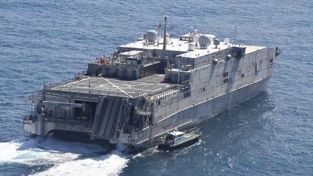 Інцидент з кораблями в Японському морі: США звинуватили Росію у брехні