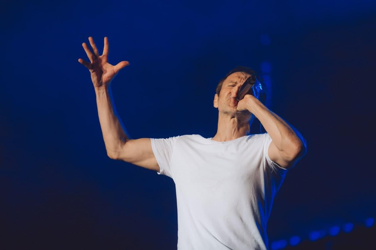 Гурт Океан Ельзи виступив на сцені Atlas Weekend
