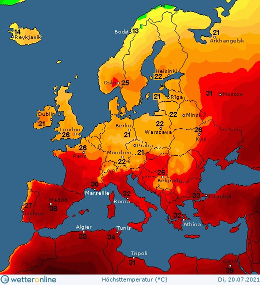 Коли з України нарешті піде спека – синоптик назвала ДАТУ