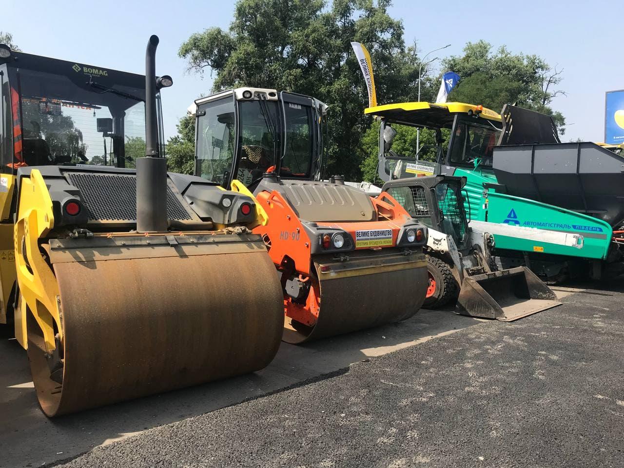 Стало відомо, коли завершать ремонт частини магістралі з Києва до аеропорту Бориспіль