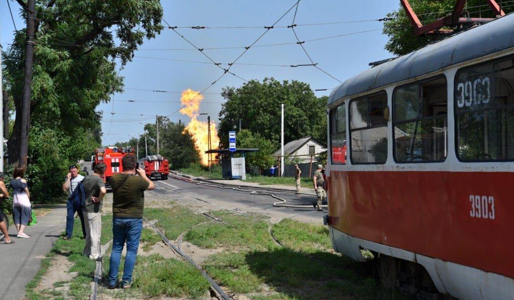 В Донецьку пролунав потужний вибух на газопроводі