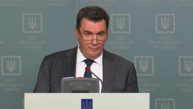 Пока нет причин: секретарь СНБО о полном локдауне в Украине