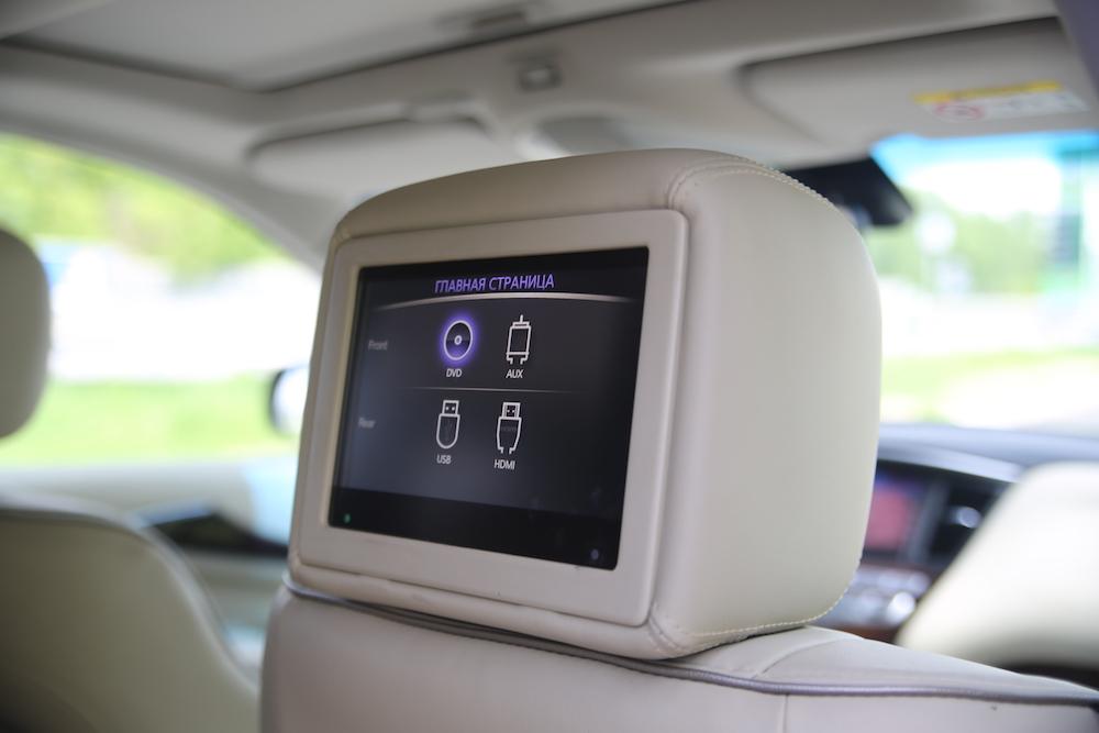 Тест-драйв Infiniti QX60 Hybrid: максимальний комфорт