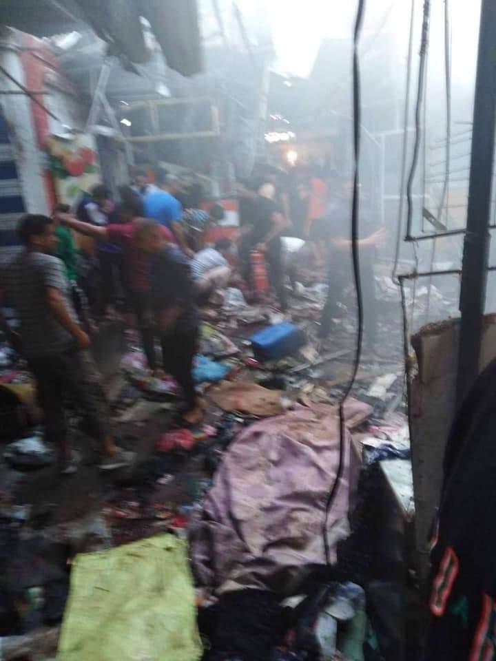 Чверть сотні загиблих і майже 50 поранених: у передмісті Багдада вибухнула бомба