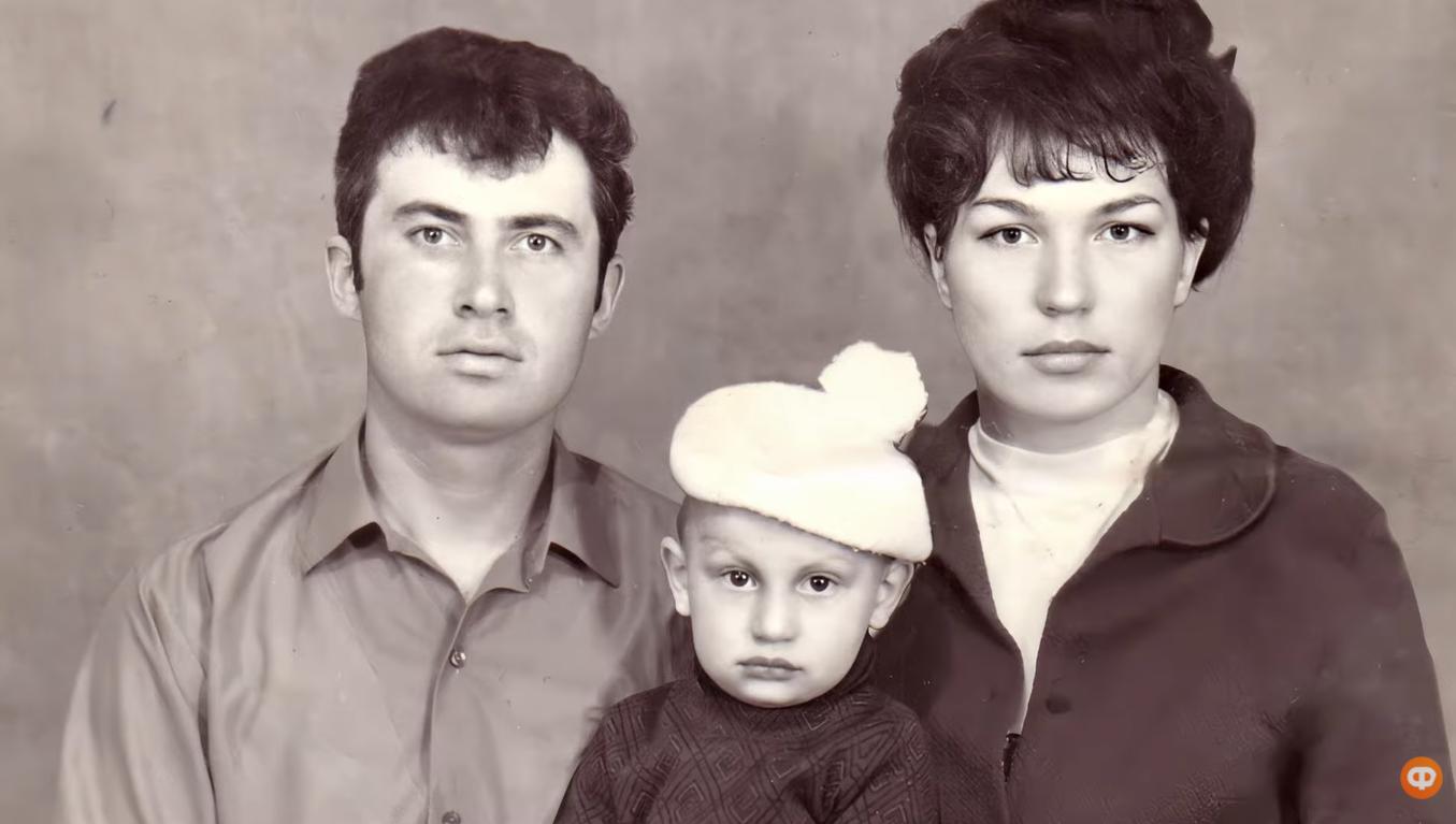 Родители Виталия Кличко