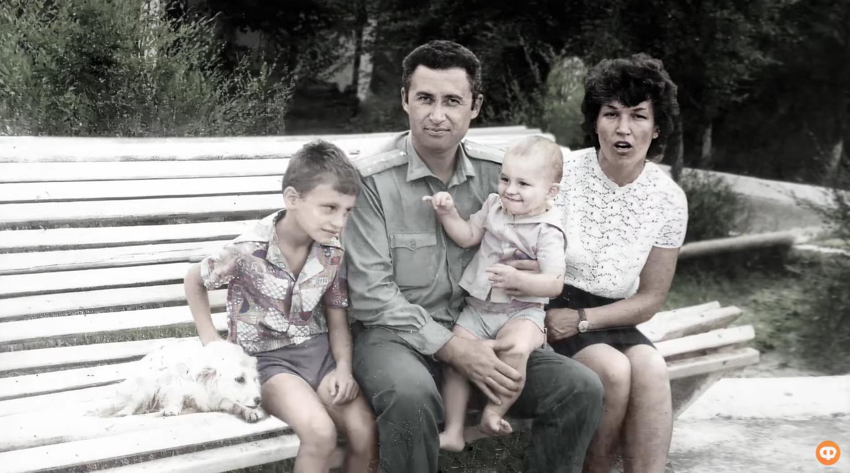 Семья Виталия Кличко