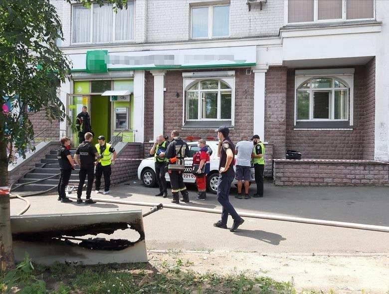 Пограбування банку в Києві – жінку вже затримали