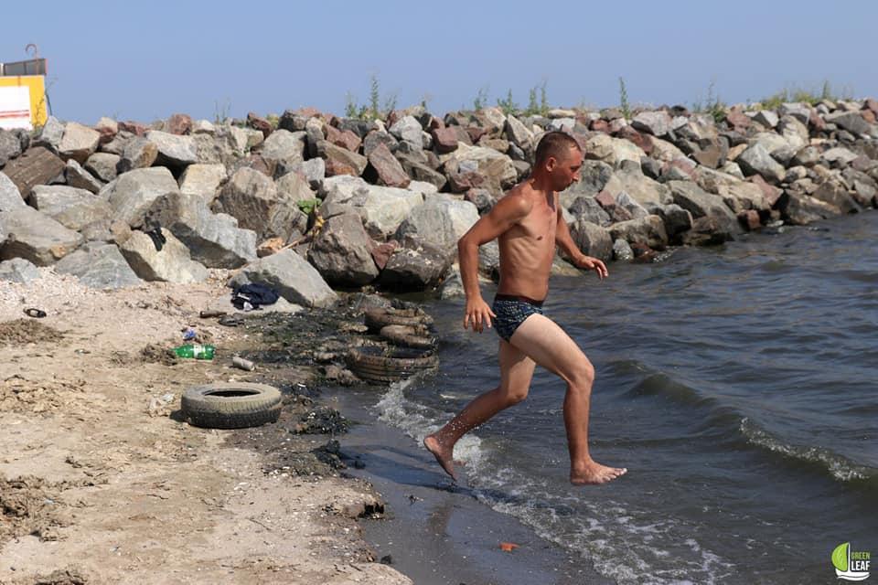 Із Одеси з любов'ю: еколог розповів про антисанітарію на місцевих пляжах
