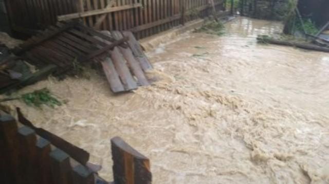 Потоп на Закарпатті