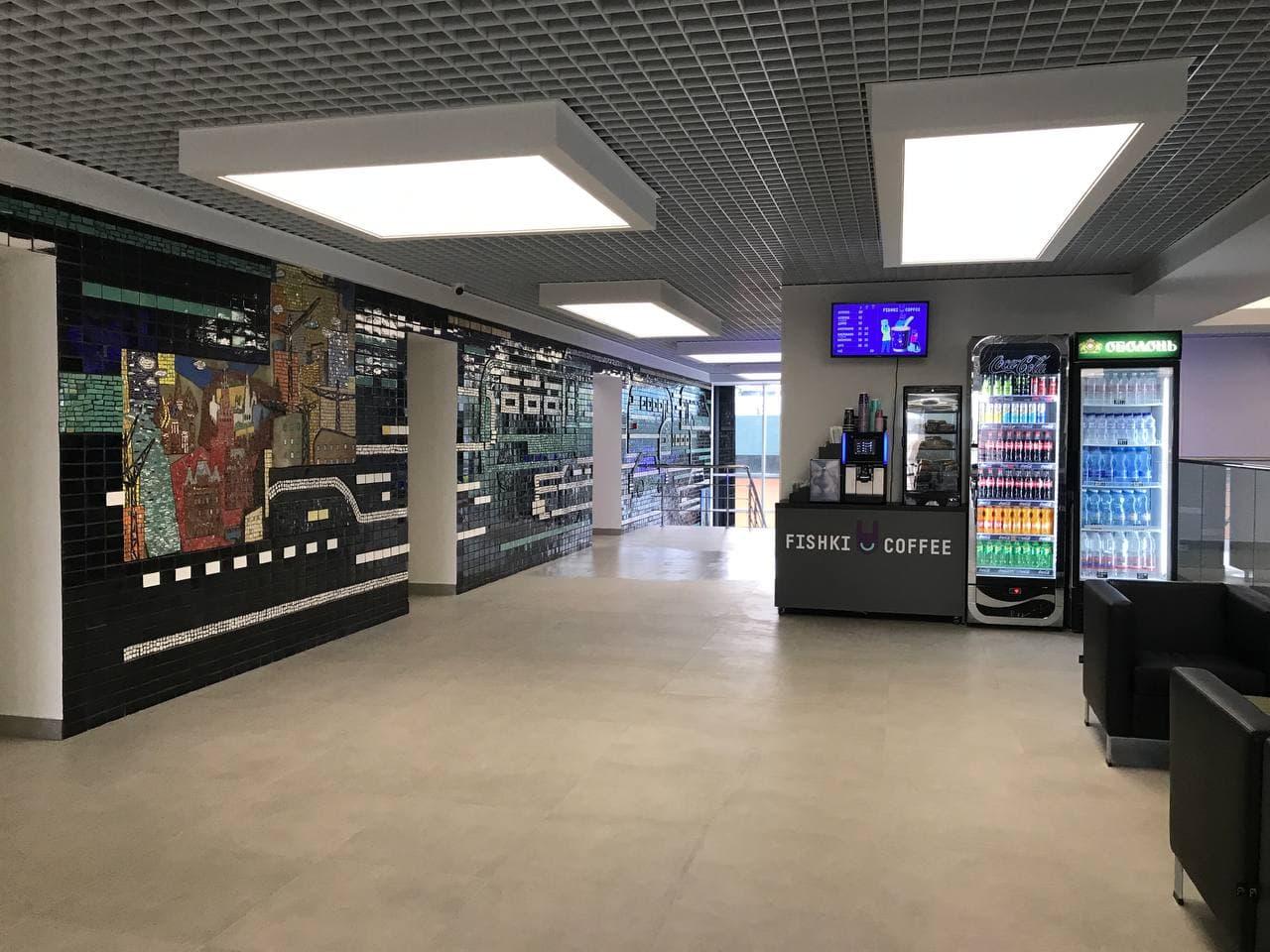 У Києві завершили реконструкцію Центрального автовокзалу