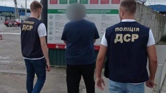 Депортація іноземця із санкційного списку РНБО