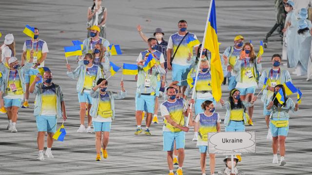 Соцдистанція й нове гасло: чим Японія здивувала на церемонії відкриття Олімпіади