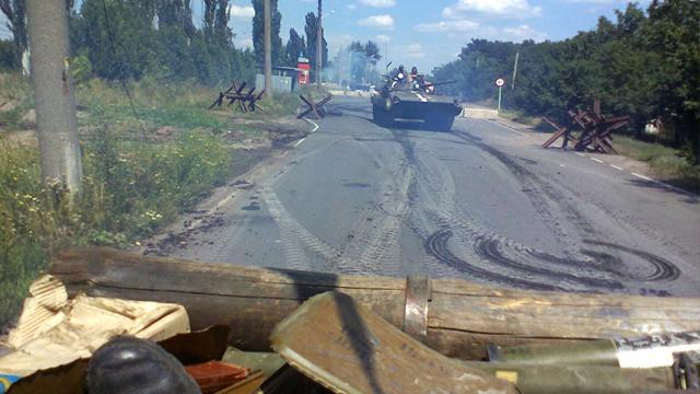 Бойовики тікали на крадених авто: як сім років тому військові звільнили Лисичанськ