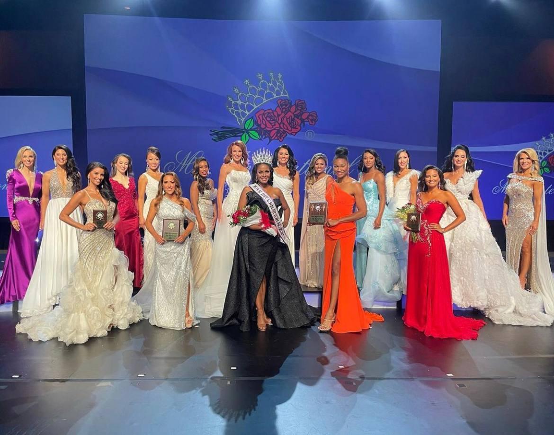 Українка увійшла у топ-5 конкурсу Mrs International