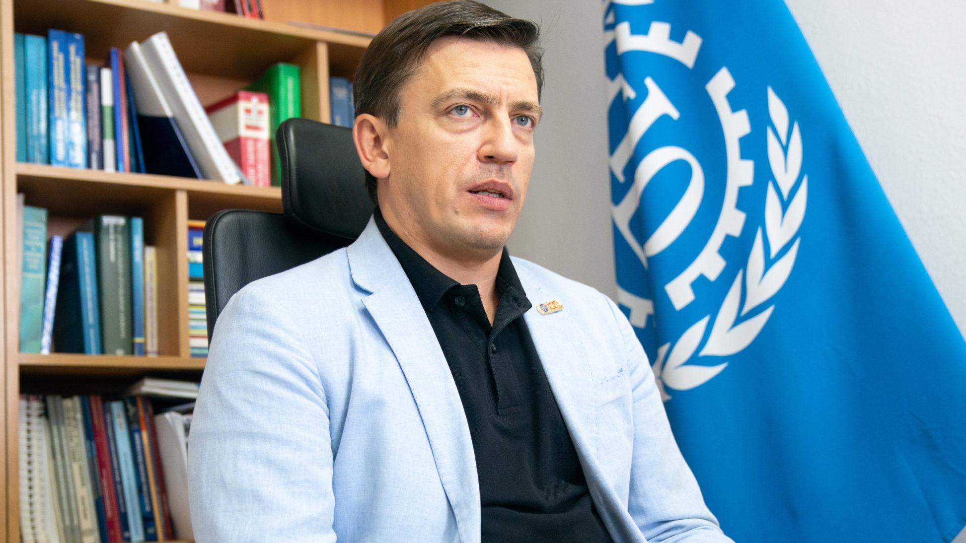 Проблеми трудового законодавства в Україні – інтерв'ю Сергія Савчука
