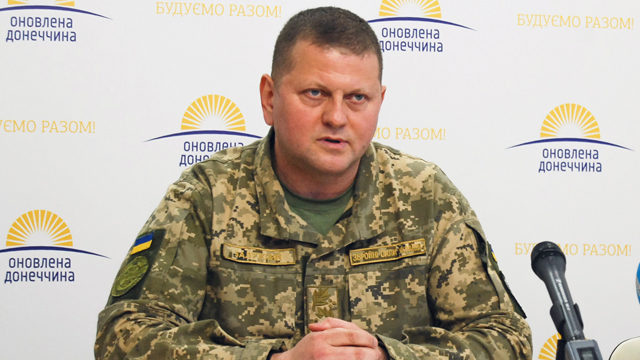 Україна готова до вступу в НАТО – головнокомандувач ЗСУ