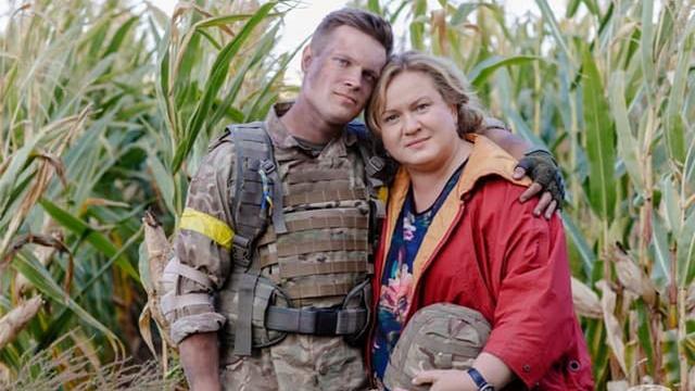 Хочемо достукатися до закритих сердець: Олеся Жураківська про зйомки серіалу Мама