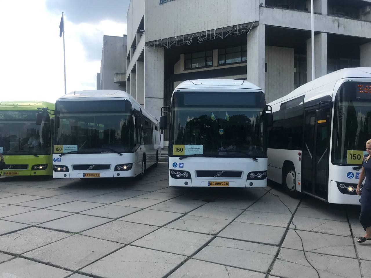 Якими будуть нові маршрутки в Києві