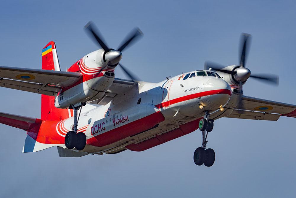Пожежі в Туреччині: Україна відправляє два літаки для гасіння вогню