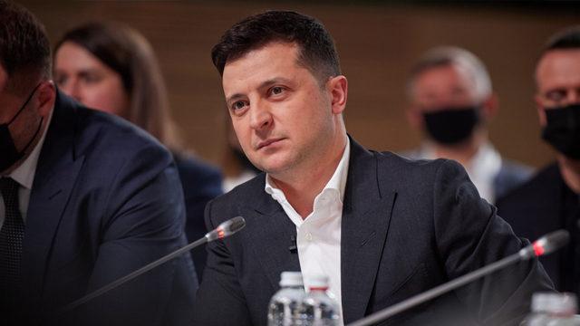 Зеленский в США пообещал двойное гражданство украинской диаспоре