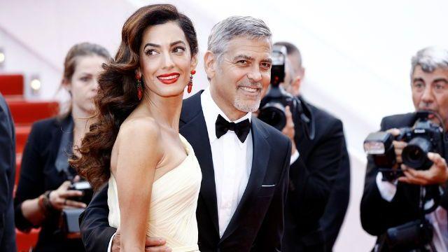 Ще одна двійня: дружина Джорджа Клуні вагітна