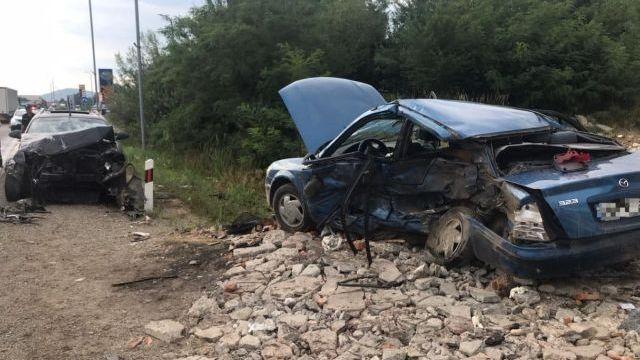 Смертельна ДТП на Закарпатті: п'яний водій протаранив авто