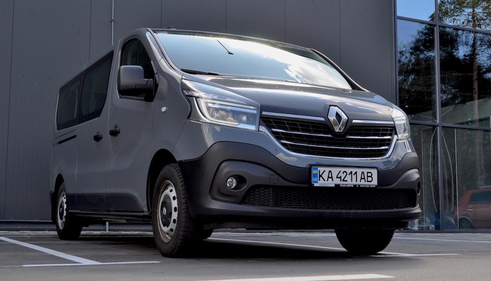 Тест-драйв Renault Trafic Combi: народний бусик?