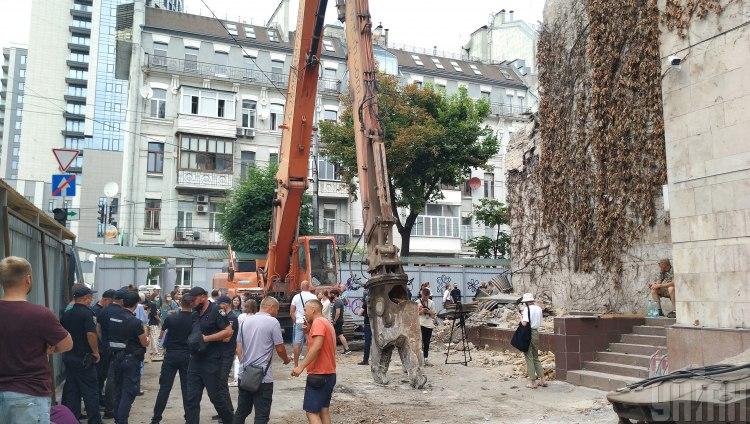 Квіти України не зруйнують – будівлю визнали об'єктом культурної спадщини