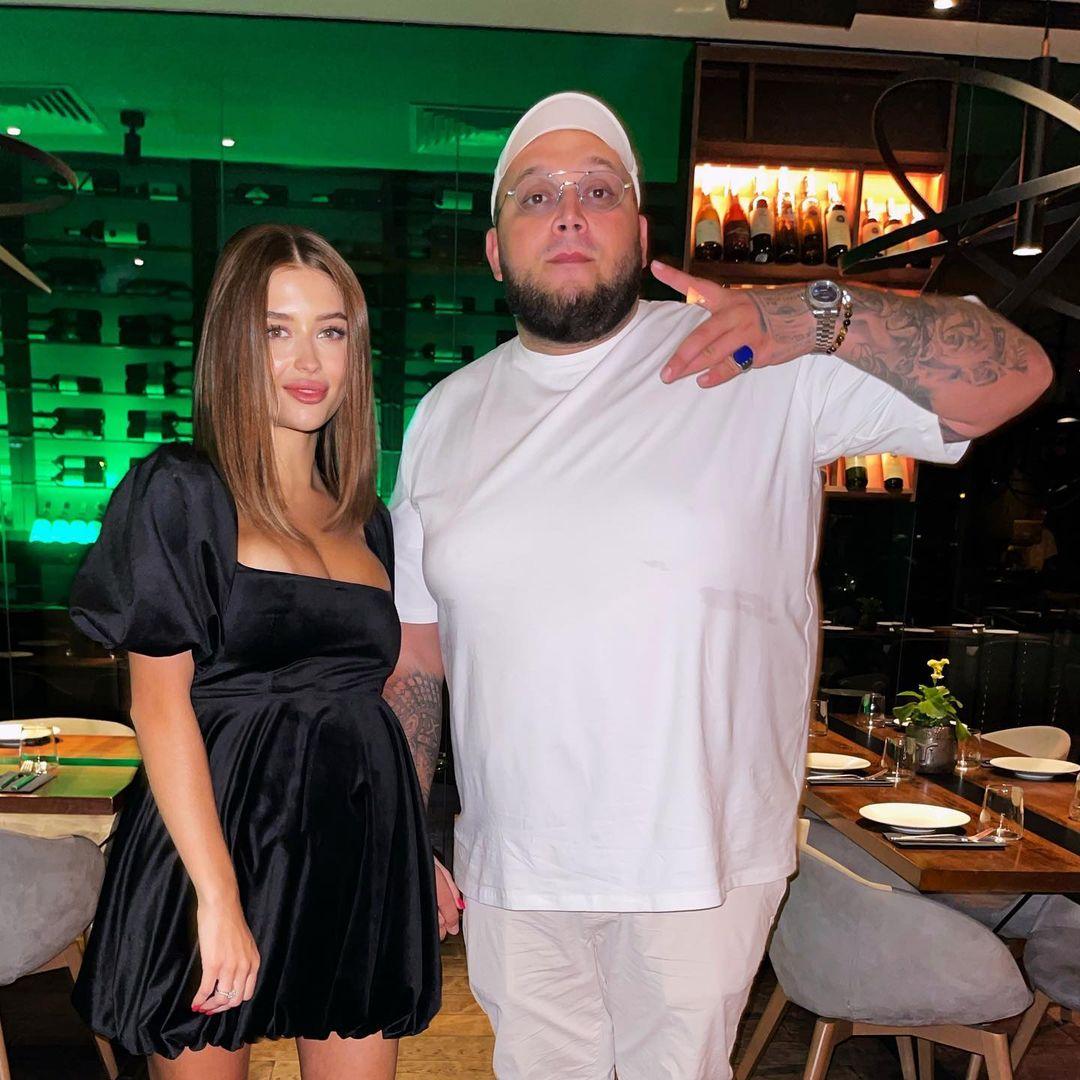 Кохана Kyivstoner Аліна вагітна