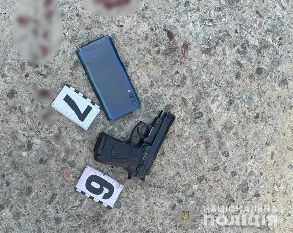В Одесі посеред дня застрелили чоловіка, введена операція Сирена (ФОТО, ВІДЕО)