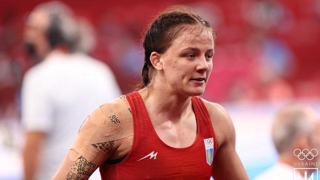 Коляденко выиграла бронзу Олимпиады-2020 в женской борьбе