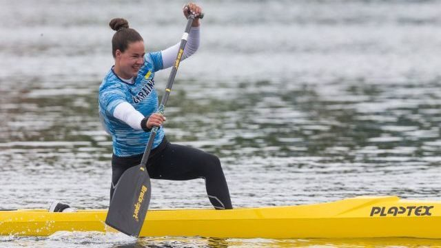 Українські спортсменки вибороли бронзу на чемпіонаті світу з веслування в Копенгагені