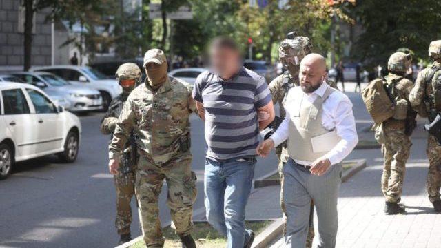 Захват Кабмина: хронология событий и что сейчас с задержанным ветераном АТО