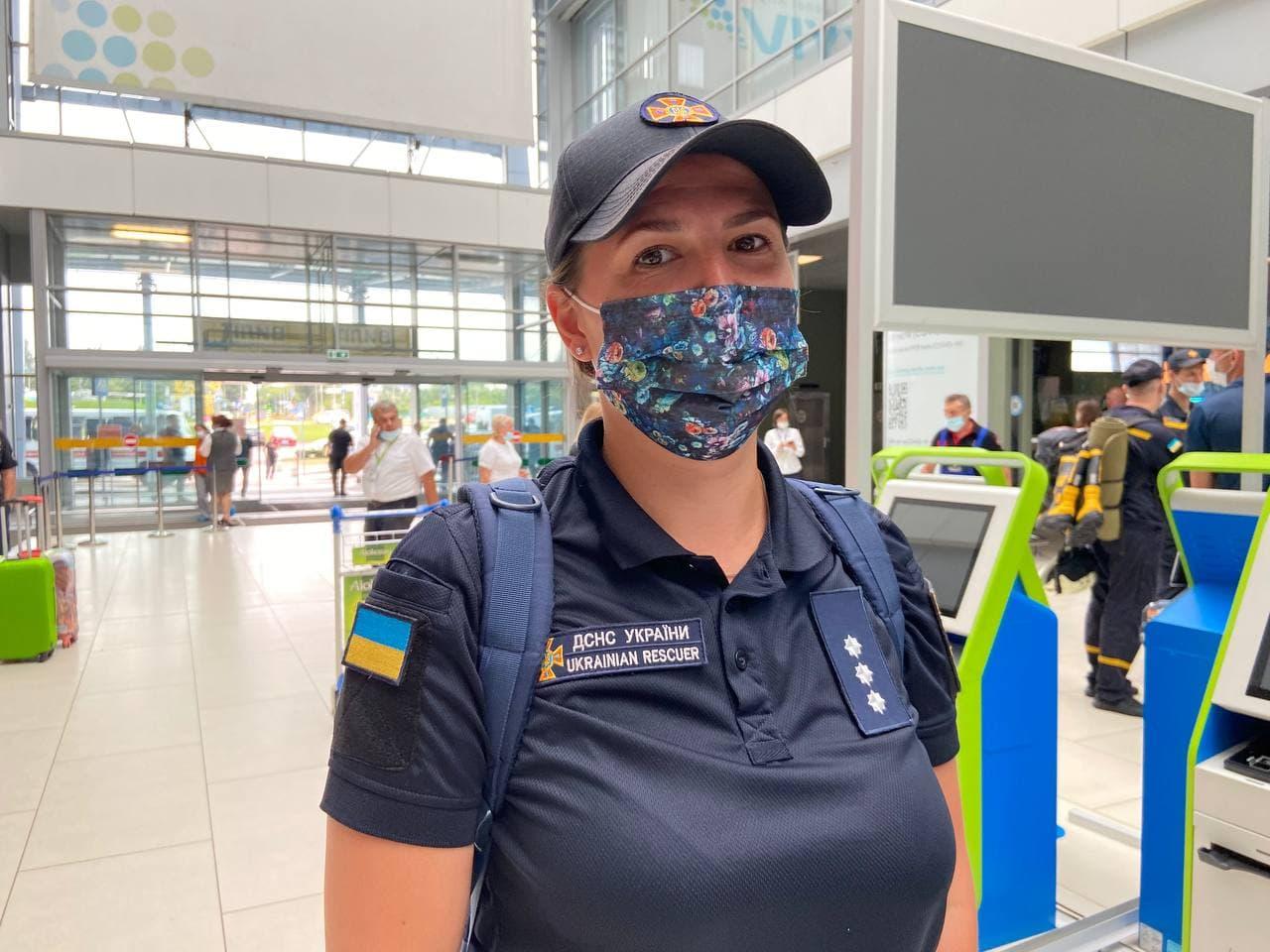 Пожежі в Греції 2021: на допомогу вилетіли українські пожежники