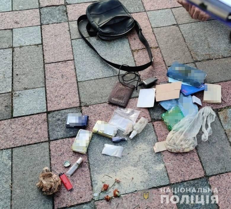 (Русский) В правительственном квартале задержали мужчину, который угрожал взрывом