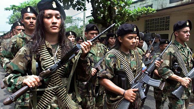 В Колумбии повстанцы из FARC завербовали в свои ряды более 18 тыс. детей |  Факты ICTV