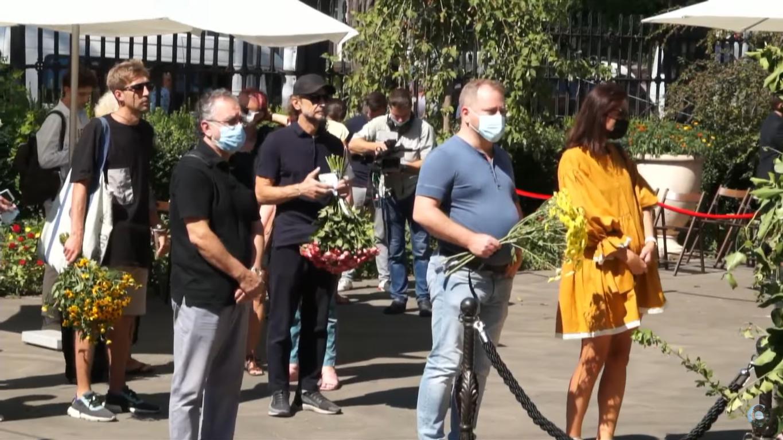 Похорон Олександра Ройтбурда: як проходить церемонія прощання