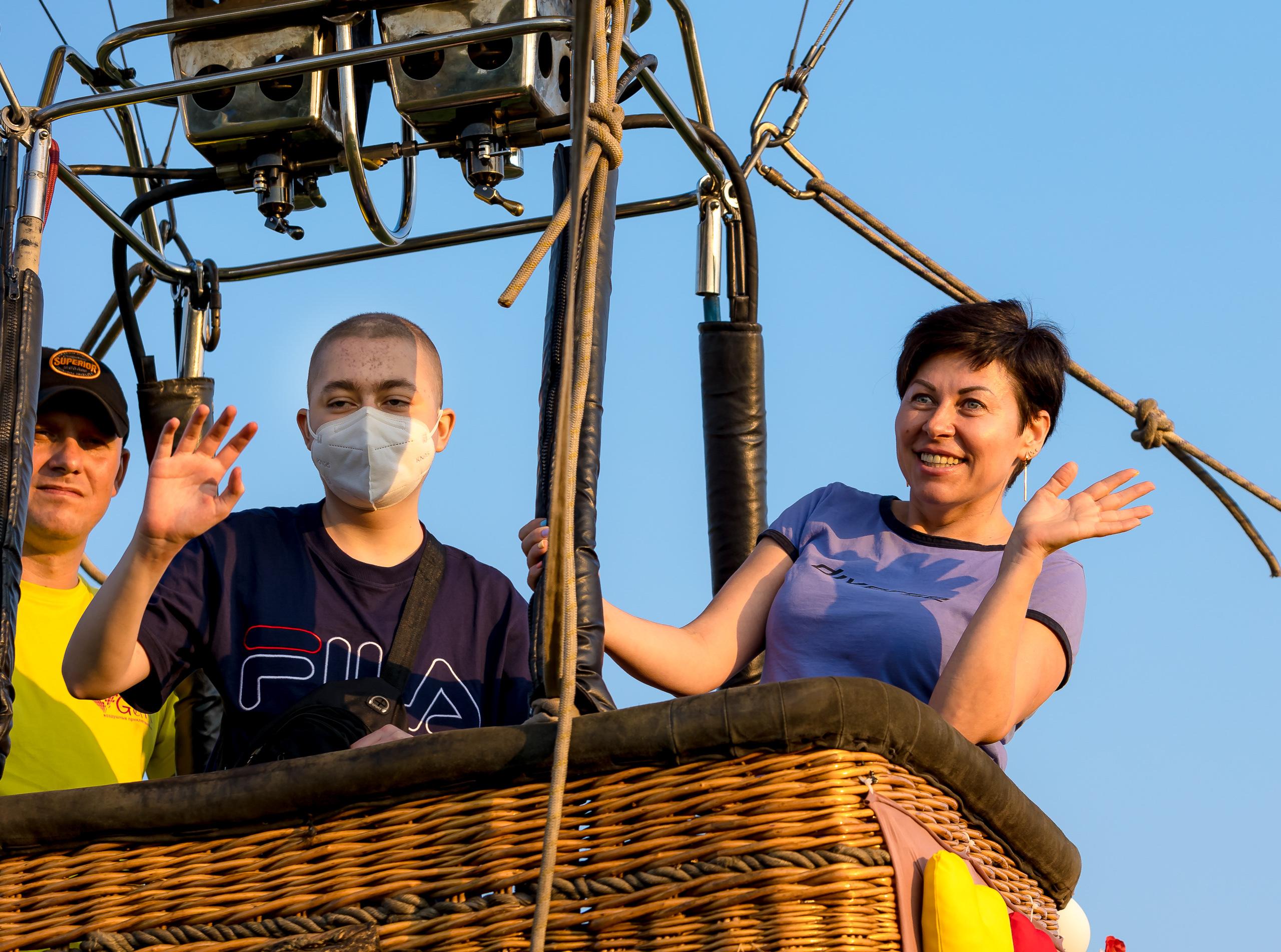 Трансплантація в Україні: в Охматдит дітям, які пережили операції, влаштували свято