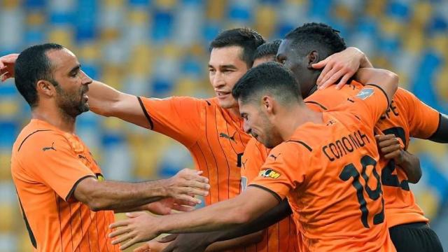 Шахтер стал обладателем Суперкубка Украины-2021