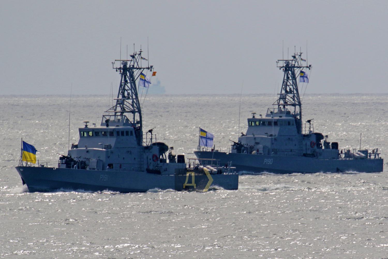 День Незалежності 2021 – в Одесі пройшла репетиція морського параду