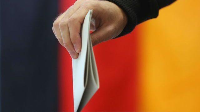 Выборы в Германии выиграла Социал-демократическая партия